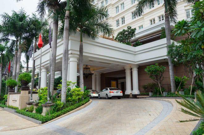 saigon hotel vietnam