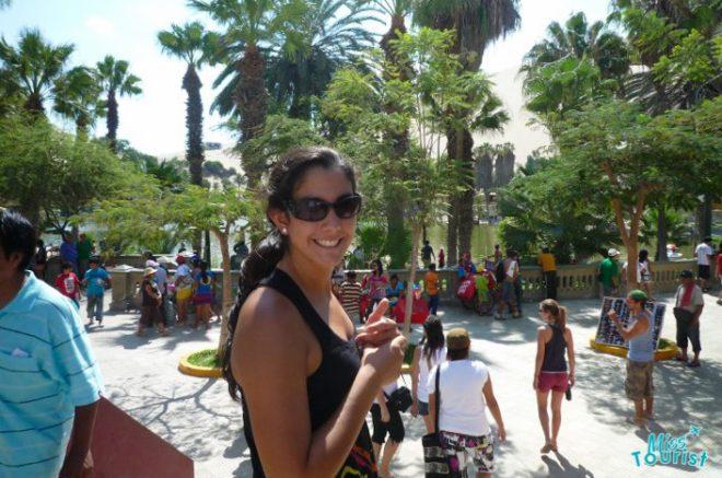lima peru vacation