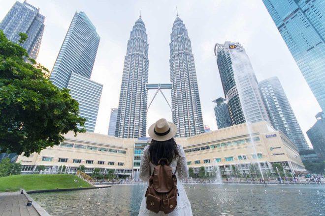 kuala lumpur skyscrapper