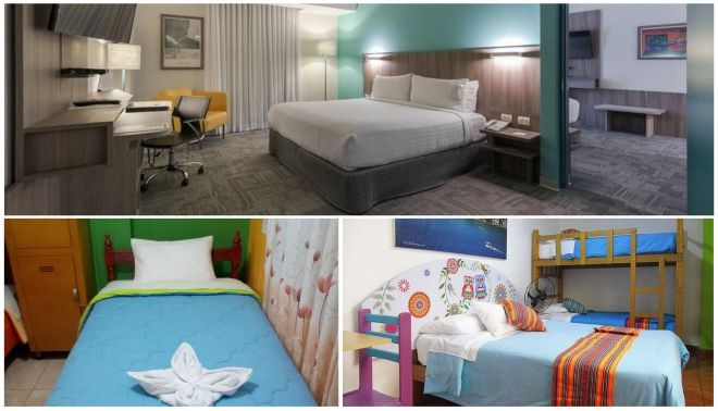 hotels near lima peru airport