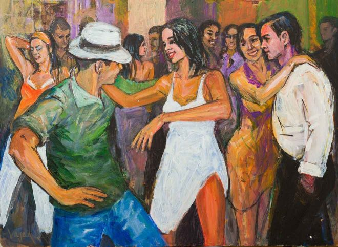 salsa dancing in colombia