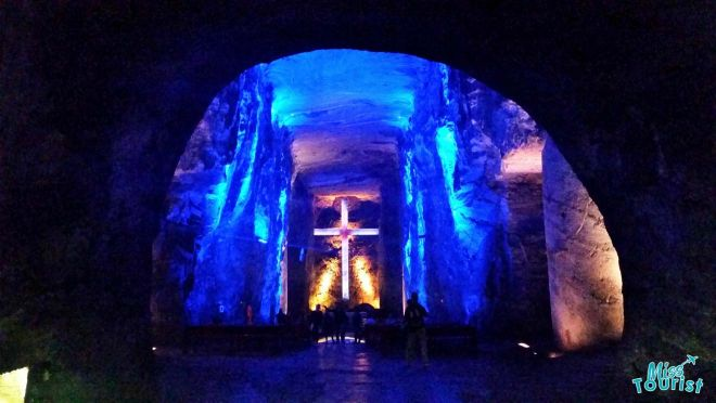 salt cathedral nemocon mine