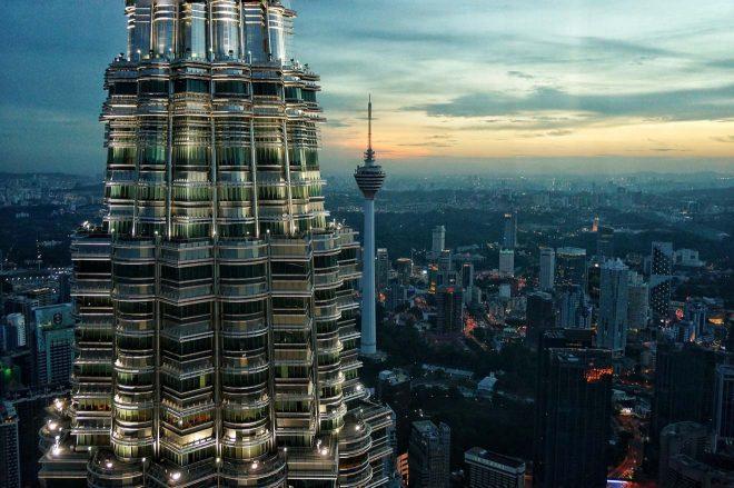 Dating spot in Kuala Lumpur Charlotte en Gary 2014 dating