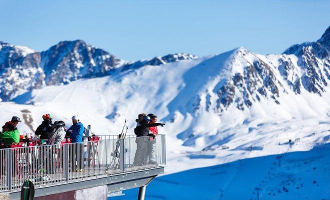 andorra ski area