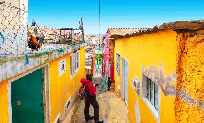 visit bogota colombia