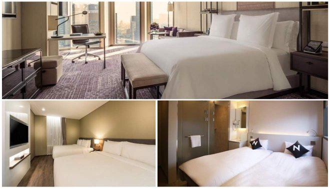 seoul hotel prices