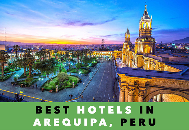 where to stay in arequipa