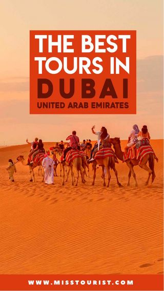 guided tour on camels