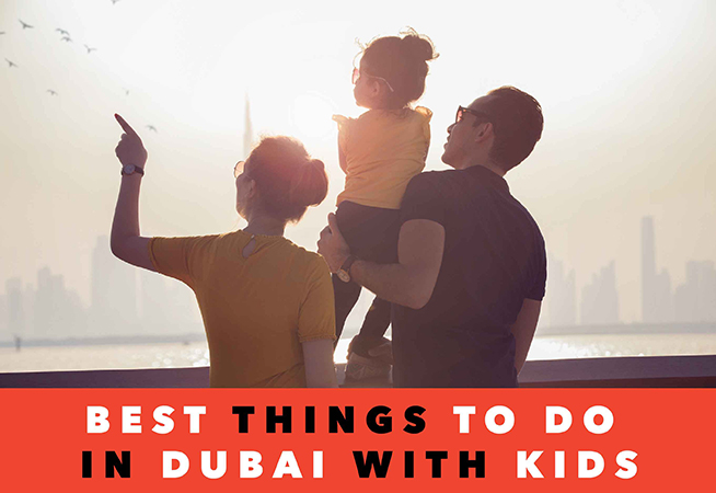 things for kids to do in dubai