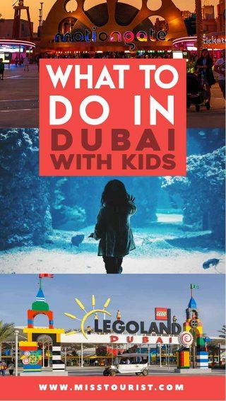 kids activities in dubai