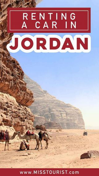 car hire in jordan