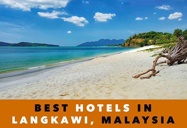 langkaw beach