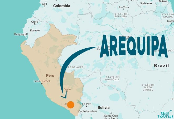 where is arequipa