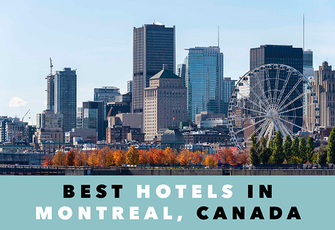 montreal canada hotels