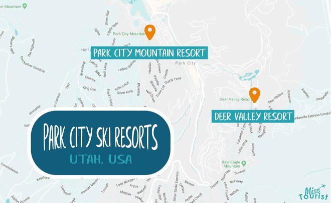 park city ski area