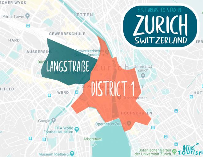 where is zurich located