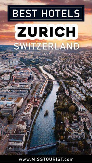 zurich switzerland hotels