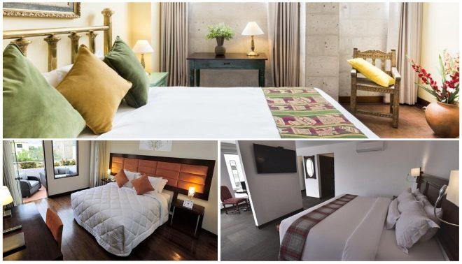 hotels in arequipa peru