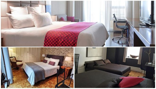 montreal accommodation