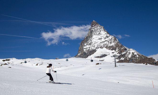 swiss alps resort