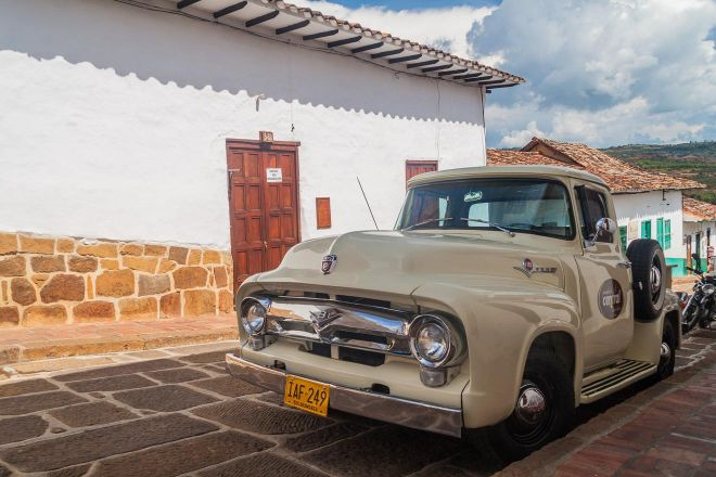 car rental bogota colombia