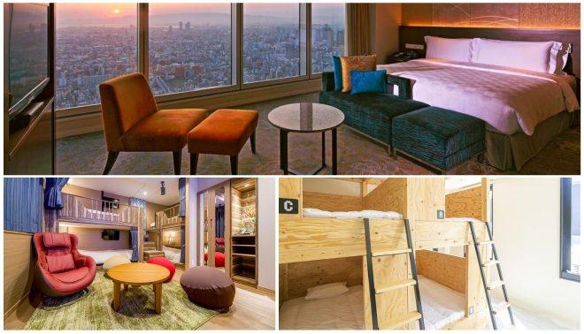 osaka luxury hotels