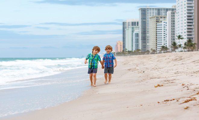 dubai kids beach