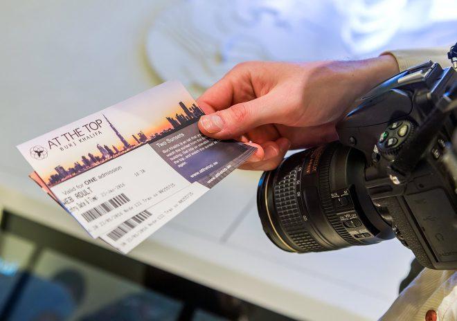 burj khalifa ticket price