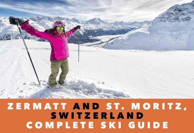 ski guide witzerland