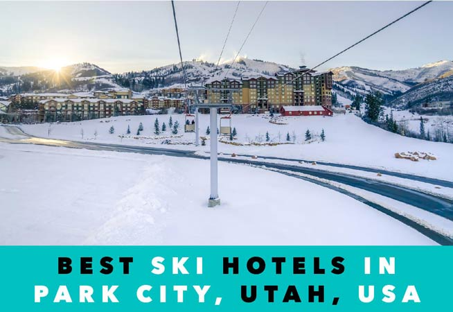 utah usa where to stay