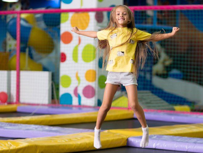 girl with yellow shirt