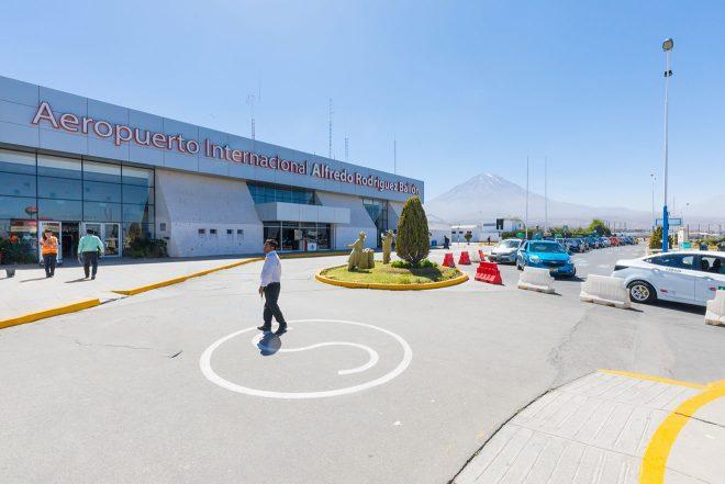 airport arequipa