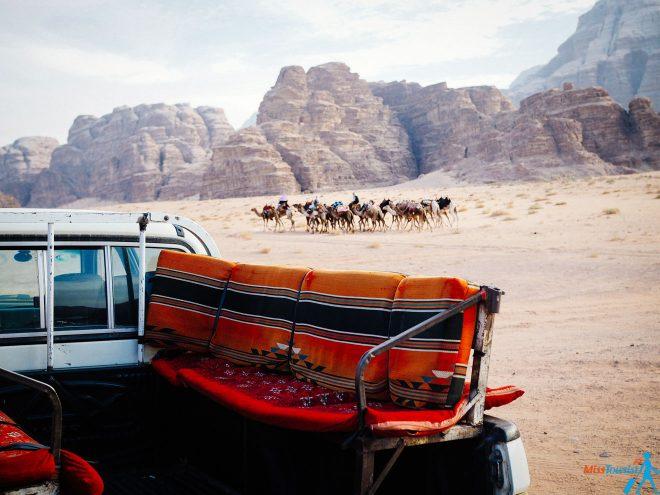 travelling in jordan