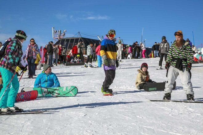 ski holidays with childcare