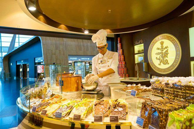 chocolate tour zurich