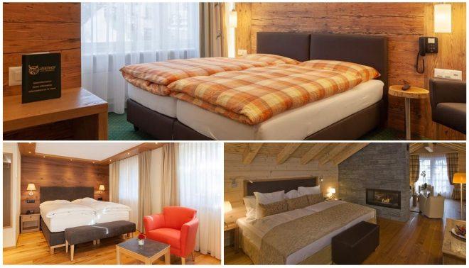 swiss alps accommodation