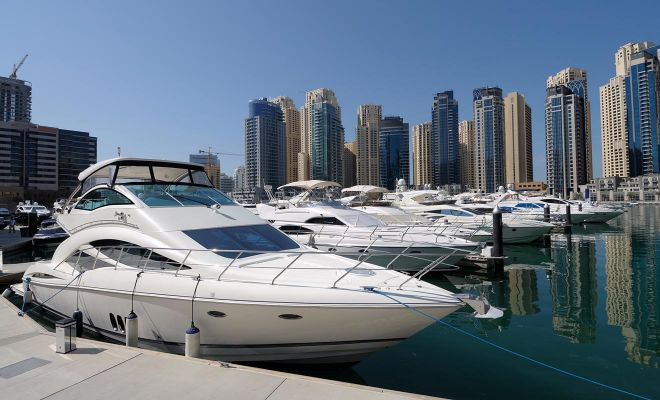 dubai yacht tour
