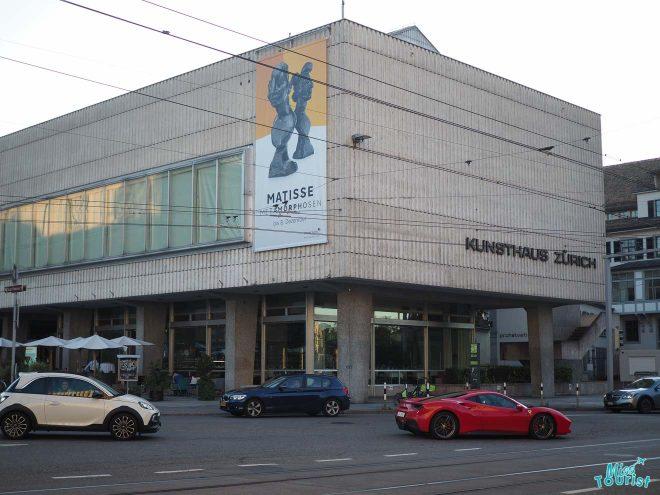 zurich famous museum