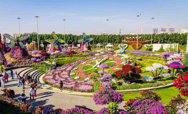garden tourist attraction dubai
