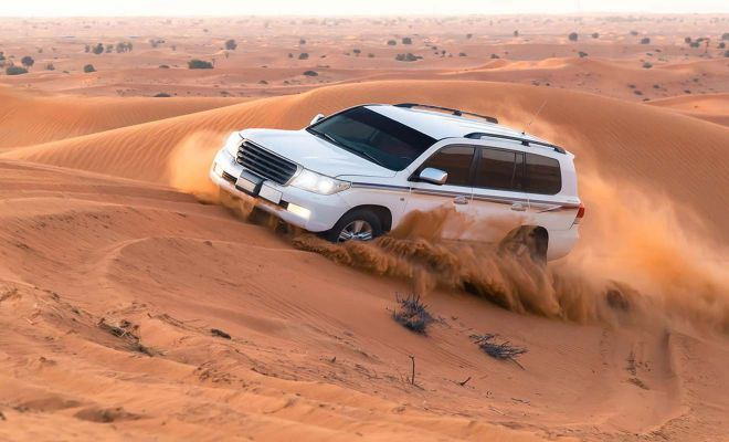 united emirates suv