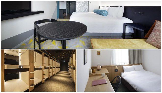 accommodation osaka