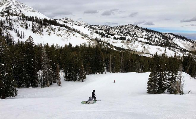 park city snowboard lessons