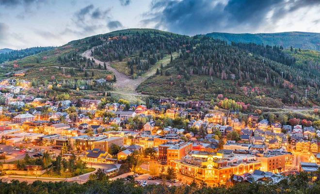 Park City Hotels >> Park City Lodging Best Hotels For Skiing