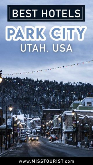 resorts in park city