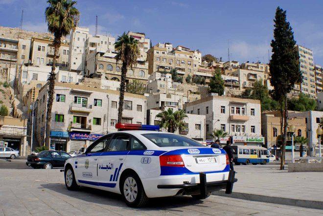 police in jordan