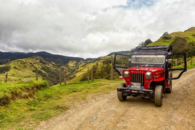 offroad jeep