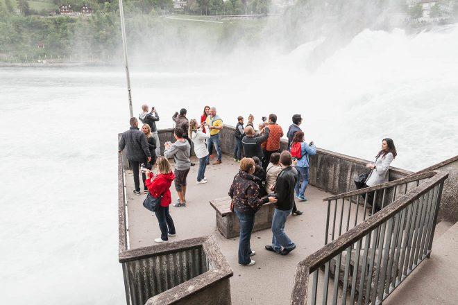 zurich waterfall
