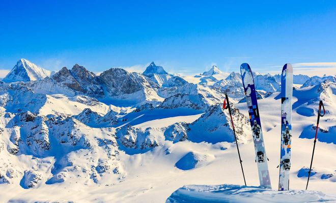ski touring backcountry equipments