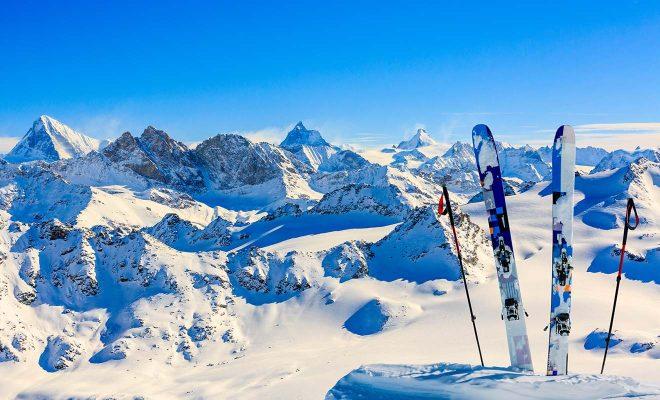 ski touring backcountry equipments