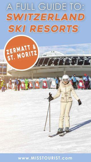 complete ski guide switzerland